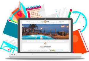 Разработка сайта для гостиницы